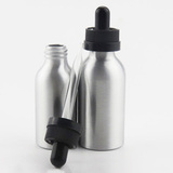 Aluminum Dropper Bottle