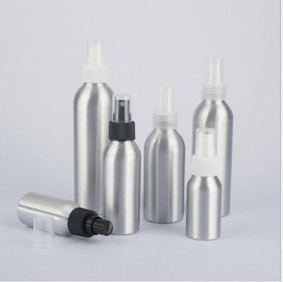 Different Capacity Aluminum Bottle with Mist Sprayer