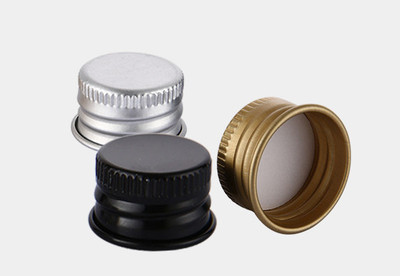 Aluminum Screw Lid