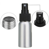 50ml Aluminum Bottle with Mist Sprayer