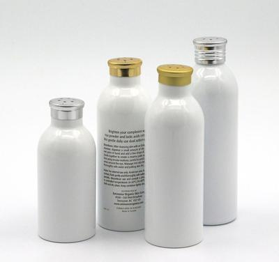 Aluminum Powder Bottle