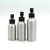Aluminum Bottle with Sprayer