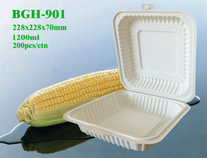Cornstarch Tableware-Box 1200ml
