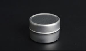 5ml Aluminum Jar with Click Lid