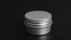 15ml Aluminum Jar with Thread Lid